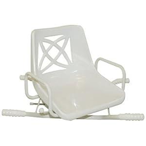 Badewannensitz BEN, drehbar m. Sitzschale, weiß(Drive Medical), Badehilfen