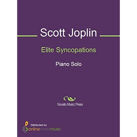 Elite Syncopations - Piano