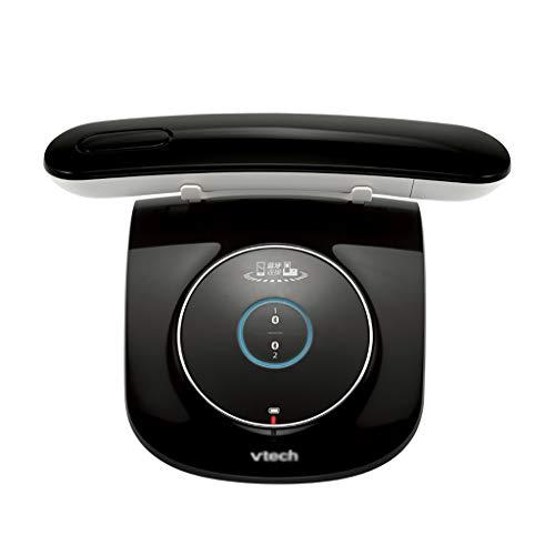 DHLIZI Festnetztelefon Digitales schnurloses Telefon Drahtloses Festnetztelefon Festnetzanschluss Muttergerät 2-in-1 Bluetooth-Schnurlostelefon (Farbe : D)