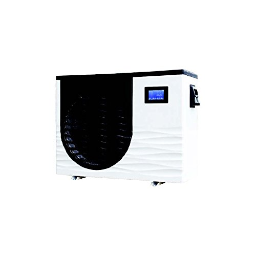 WARMPOOL Pompe à Chaleur Full Inverter connectée - Inverter Puissance - WP 50 Inverter - DE 30 à 60 m³ - de 2,85 à 12 KW