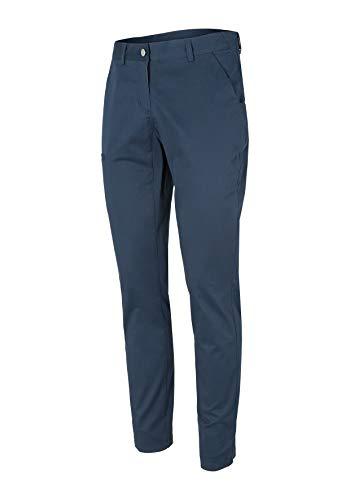 Ziener Damen ROKSANA Lady (Pant) Outdoor-Hose, Antique Blue, 40