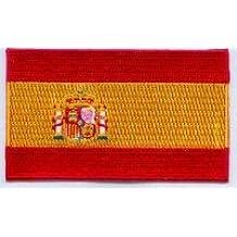 Body-Design - Parche de ropa con diseño de la bandera de España