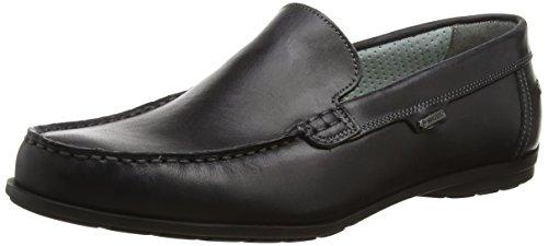 FRETZ men  Sorrento, Mocassins (loafers) homme Noir - Schwarz (51 noir)