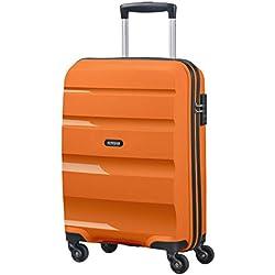 American Tourister Bon Air - Spinner Small Strict Bagage cabine, 55 cm, 31.5 liters, Orange (Tangerine Orange)