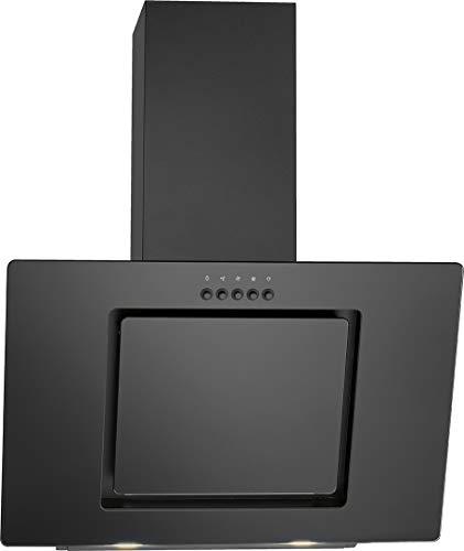 Bomann DU 7602 G Kopffreie Vertikal-Dunstabzugshaube/ 60 cm breite/EEK B/ 3 Leistungsstufen/LED-Beleuchtung