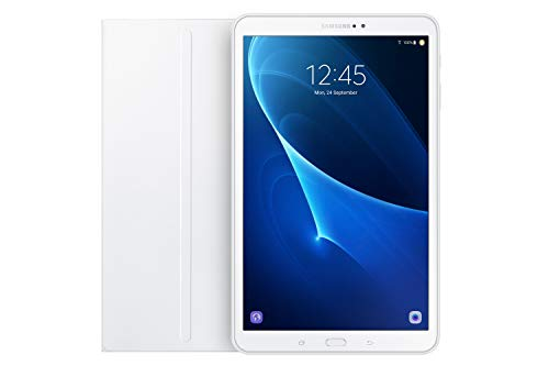 Samsung Galaxy Tab A T585 25,54 cm (10,1 Zoll) Tablet-PC (1,6 GHz Octa-Core, 2GB RAM, 32GB eMMC, LTE, Android) weiß - Tablet Weiß