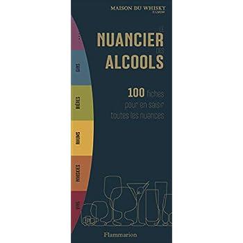 Le Nuancier des Alcools