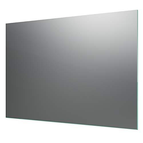 Spiegel ID Cristal Series: KRISTALLSPIEGEL rechteckig - nach Wunschmaß und Verschiedene Formen - Made in Germany - Auswahl: (Breite) 40 cm x (Höhe) 60 cm