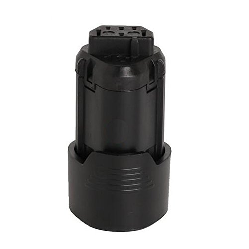Batterie rechargeable de nouvelle génération de batterie de Li-ion de 12V 2000mAh de haute qualité pour AEG BS12C2 BSS12C BS12C L1215 L1215P