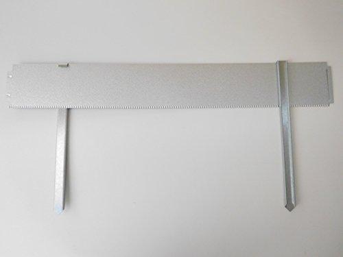 IRKA Erdanker Fixierstab Bodenanker 450 mm Länge für schmale Rasenkanten 1 Stück
