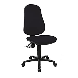 Topstar Point 60 8160G20 – Silla de Oficina, Color Negro