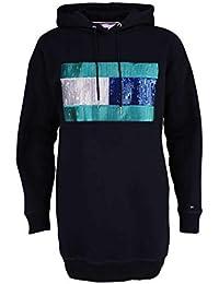 d0b0f4c602777 Amazon.co.uk  Tommy Hilfiger - Hoodies   Hoodies   Sweatshirts  Clothing
