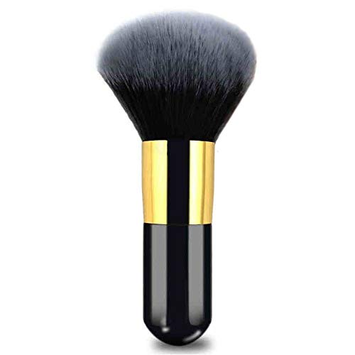 Drametree Foundation und Puder Make-up Pinsel für Mineral BB Creme Weiche Make-up Pinsel Puderpinsel Puderpinsel Blush Brush Puder Make-up Puder Pinsel Makeup-Tools