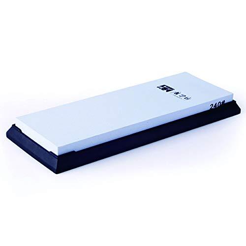 xgvvb 240# super Starke kante weiß korund öl Stein küchenmesser Werkzeug Haushalt einseitig schärfen Stein handschärfer 240#