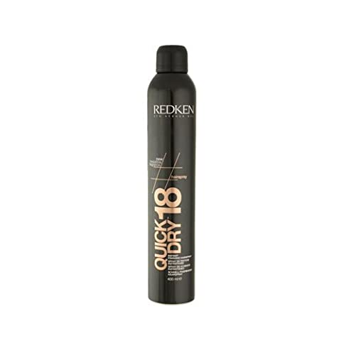 Redken Quick Dry 18 Instant Finishing Hairspray 400 ml
