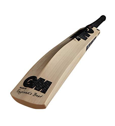 Gunn & Moore GM Noir 606 Cricketschläger (2019) - kurzer Griff, 0,9 kg