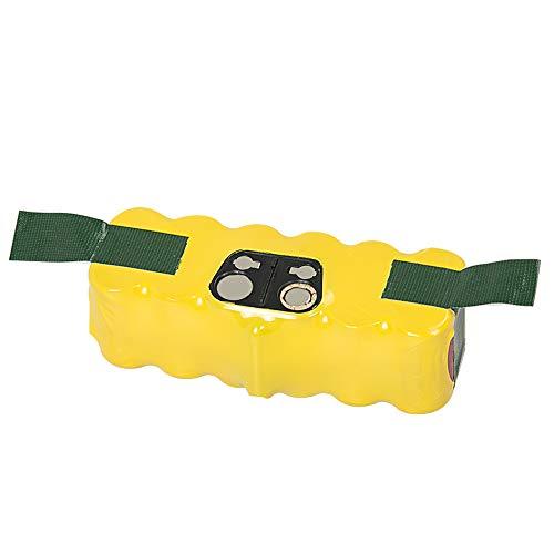 NeBatte Roomba 14.4V 4500mAh Ni-MH Aspiradoras de repuesto Baterías para iRobot Roomba R3 500 600 700 800