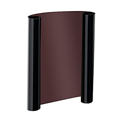 Itimo 0.5*3m film pour vitres de voitures Pare soleil Auto fenêtre latérale Foils protection solaire pour côté pare-brise de voiture autocollant Car-styling (Noir)