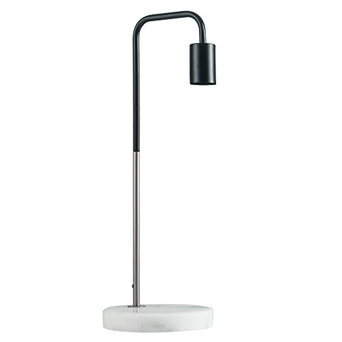 retro-style-black-and-chrome-metal-table-lamp-with-a-white-marble-base