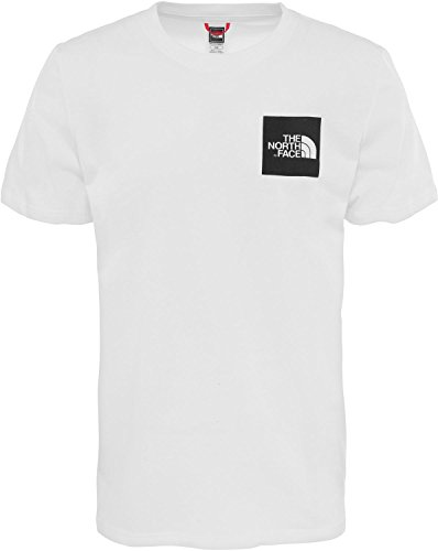 the-north-face-fine-t-shirt-herren-weiss-schwarz-xl