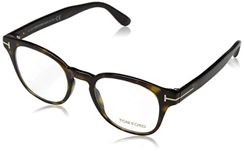 Tom Ford Herren Ft5400 Brillengestelle, Braun (AVANA SCURA), 48