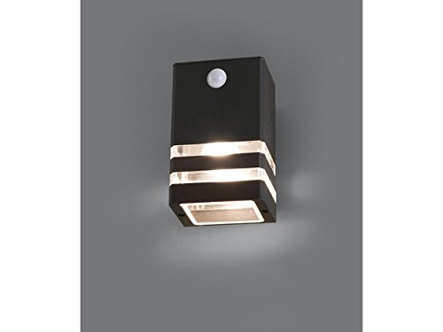 Plafoniere Da Parete Per Esterno : Moderno luce parete per esterni con sensore di movimento e max