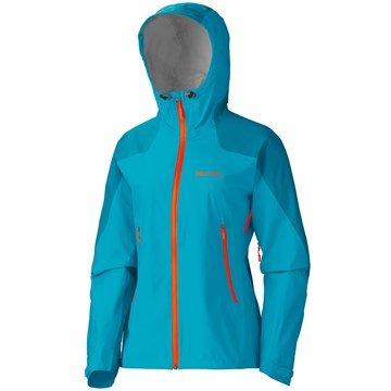 Marmot Adroit Jacket Women Größe S sea glass/sea green