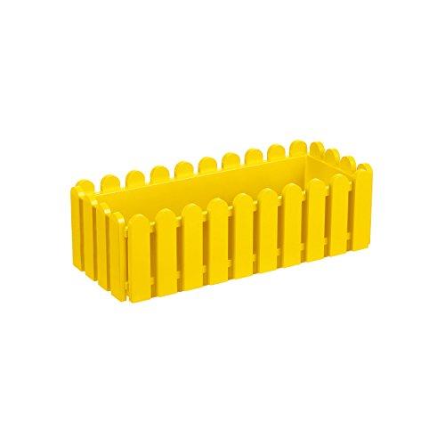 EMSA Landhaus Blumenkasten 50x20x16 cm gelb - 506415
