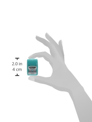 Listerine PocketPaks, Cool Mint, 72Zählen