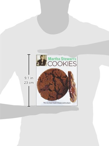 31taNNPI4DL - Martha Stewart's Cookies: The Very Best Treats to Bake and to Share