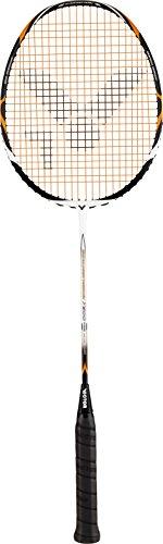 VICTOR Badmintonschläger Light Fighter 7500 - Weiß/Schwarz