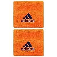 adidas MUÑEQUERA Corta Pack 2 Naranja