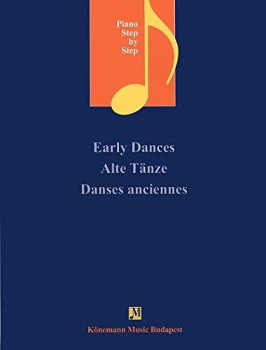 Partition - Danses anciennes - pour piano