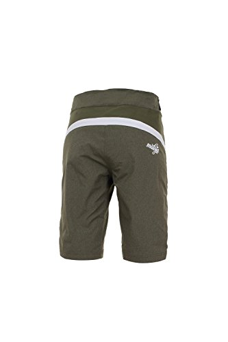 Maloja Pantalon Sheryl, Charcoal vert