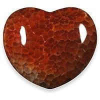 Fire Achat Kristall Herz–Rot 4,5cm preisvergleich bei billige-tabletten.eu