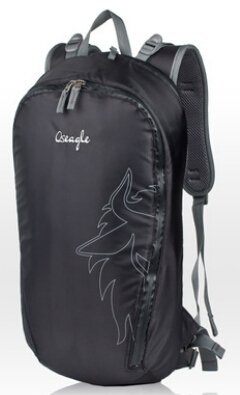 Cinny Outdoor Rucksack Sporttasche Black