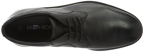 Rohde Treviso, Bottes courtes avec doublure chaude homme Noir - Noir (90)