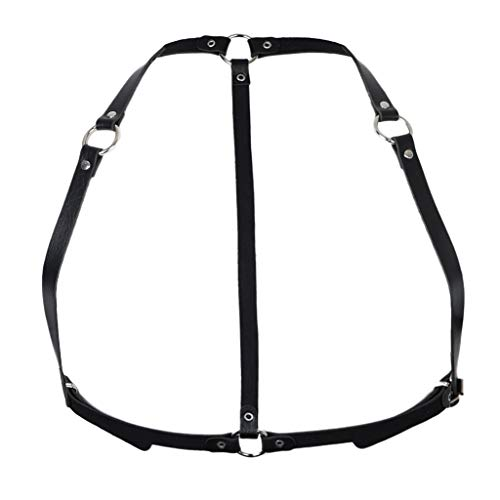 r Brustgeschirr Harness Straps Geschirre Tops, Gothic Punk Halloween Kostüme ()