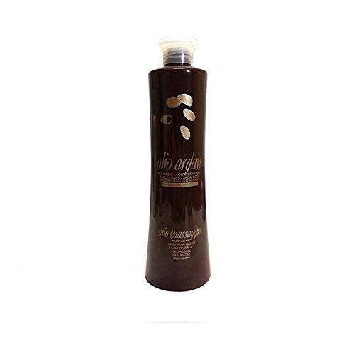 Takestop olio per massaggi argan 500 ml professionale massaggio corpo