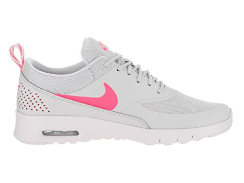Nike Air Max Thea (Gs), Chaussures de Running Fille Pure Platinum/Racer Pink/White