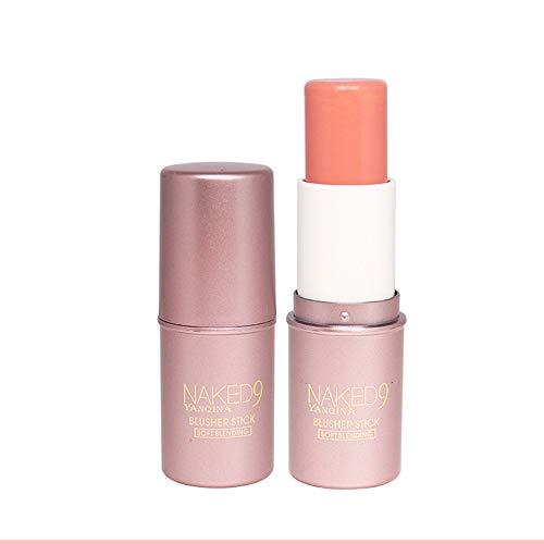 erthome Blusher Stick Matte Nude Makeup Repair Blush Rouge Beauty Products Dezent-matter Blush für einen frischen Alltags-Teint für alle Hauttypen -