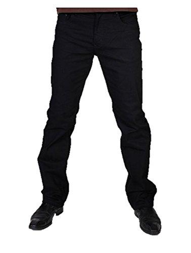 Pioneer Stretch Jeans 9639.11.1144 - Ron schwarz / black (W35/L32)
