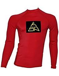 Langarm Lycra Shirt KSP LL 9XL Top Rash Guard Vest für Kitesurf Shirt Windsurfen FOR SURF