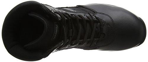 Magnum Panther 8.0 Steel Toe, Bottes de Sécurité Mixte Adulte Noir (Black)