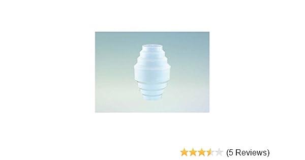 Dunstabzugshaube Abluft Welcher Durchmesser : Kondenswassersammler in weiß von mm durchmesser kürzbar