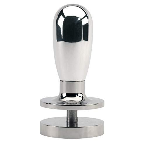 ECM 89415 Tamper druckregulierend, Aluminium poliert, edelstahl thumbnail
