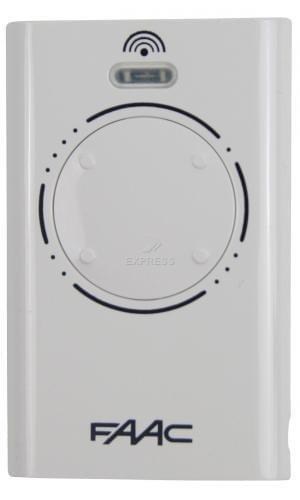 Télécommande Faac XT4 868SLH fréquence 868 Mhz 4 canaux