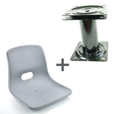 wellenshop Bootssitz + Sitzkonsole