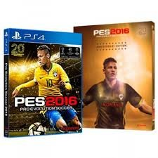 PS4 - Pes 2016 Anniversary Edition (1 GAMES)