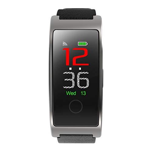 Bluetooth Smart Uhr CK11C Nachricht Push Smart Armband IP67 Wasserdichte Sport Schrittzähler Mode Pulsmesser